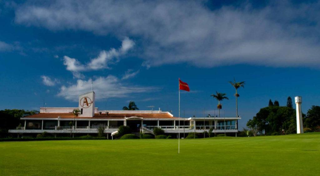 Sede Arujá Golf Clube